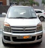 Maruti Suzuki Wagon R Rear View