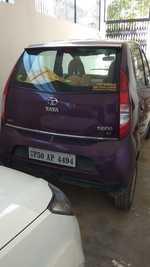 Tata Nano Rear Left Rim