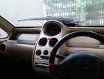 Tata Nano Rear Left Side Angle View