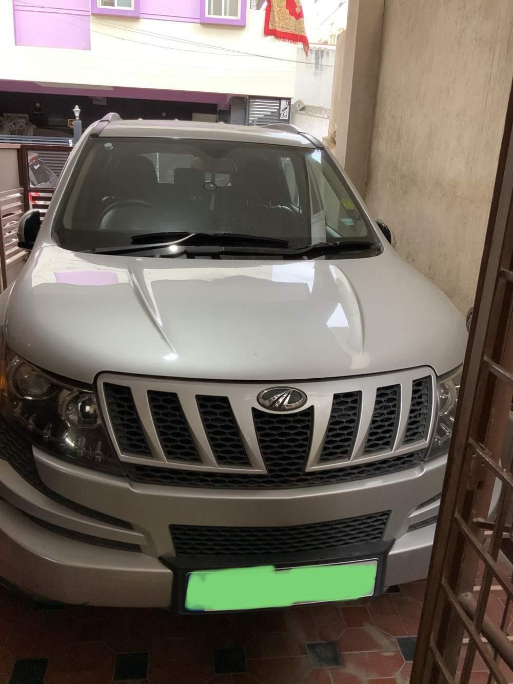 Mahindra Xuv500 Front Left Rim