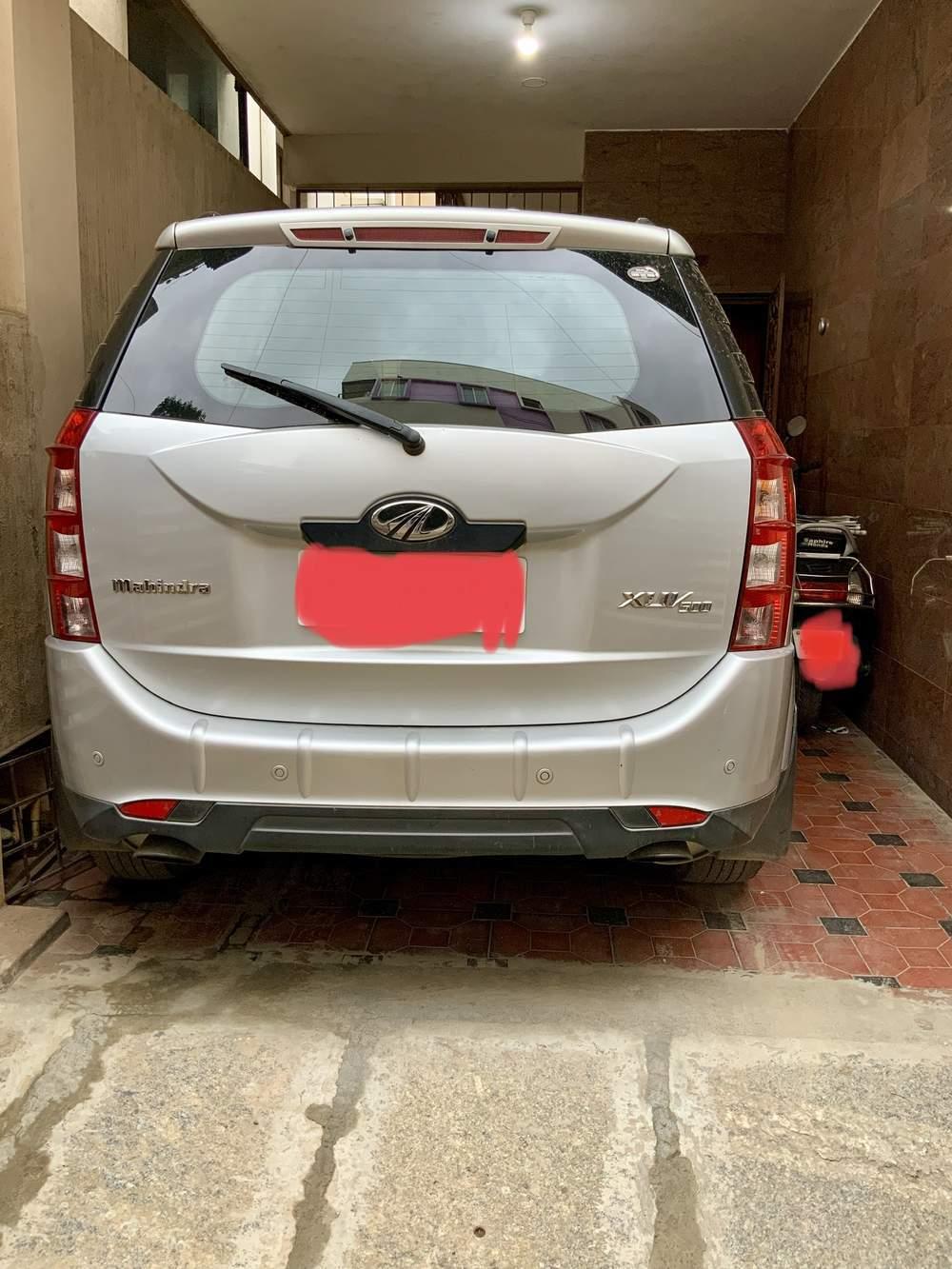 Mahindra Xuv500 Rear Left Rim
