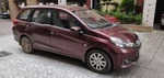 Honda Mobilio Rear Right Side Angle View