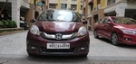 Honda Mobilio Right Side View
