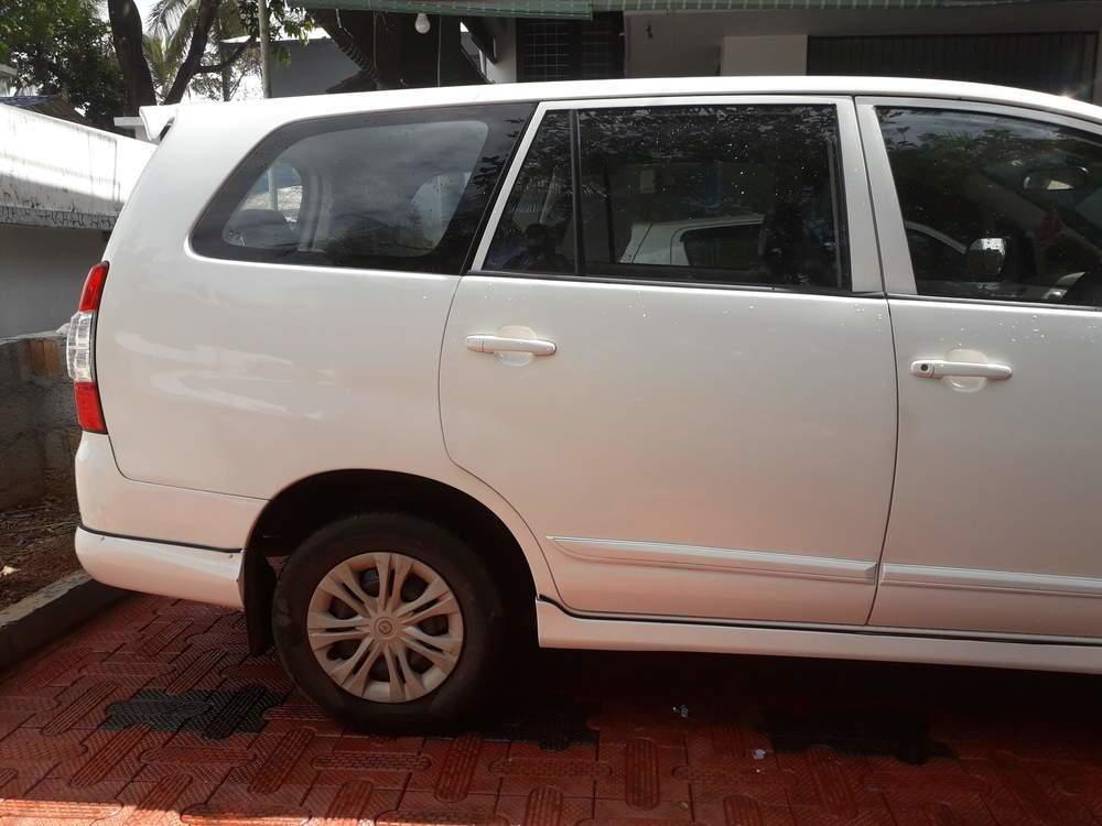 Toyota Innova Rear Right Rim