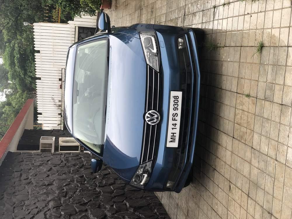 Volkswagen Jetta Front Left Rim