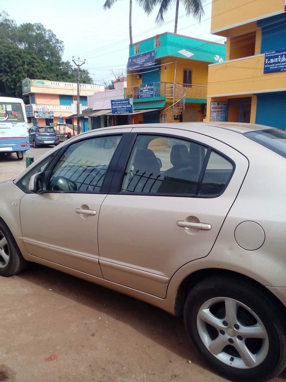 Maruti Suzuki Sx4 Front Left Rim