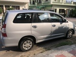 Toyota Innova Rear View