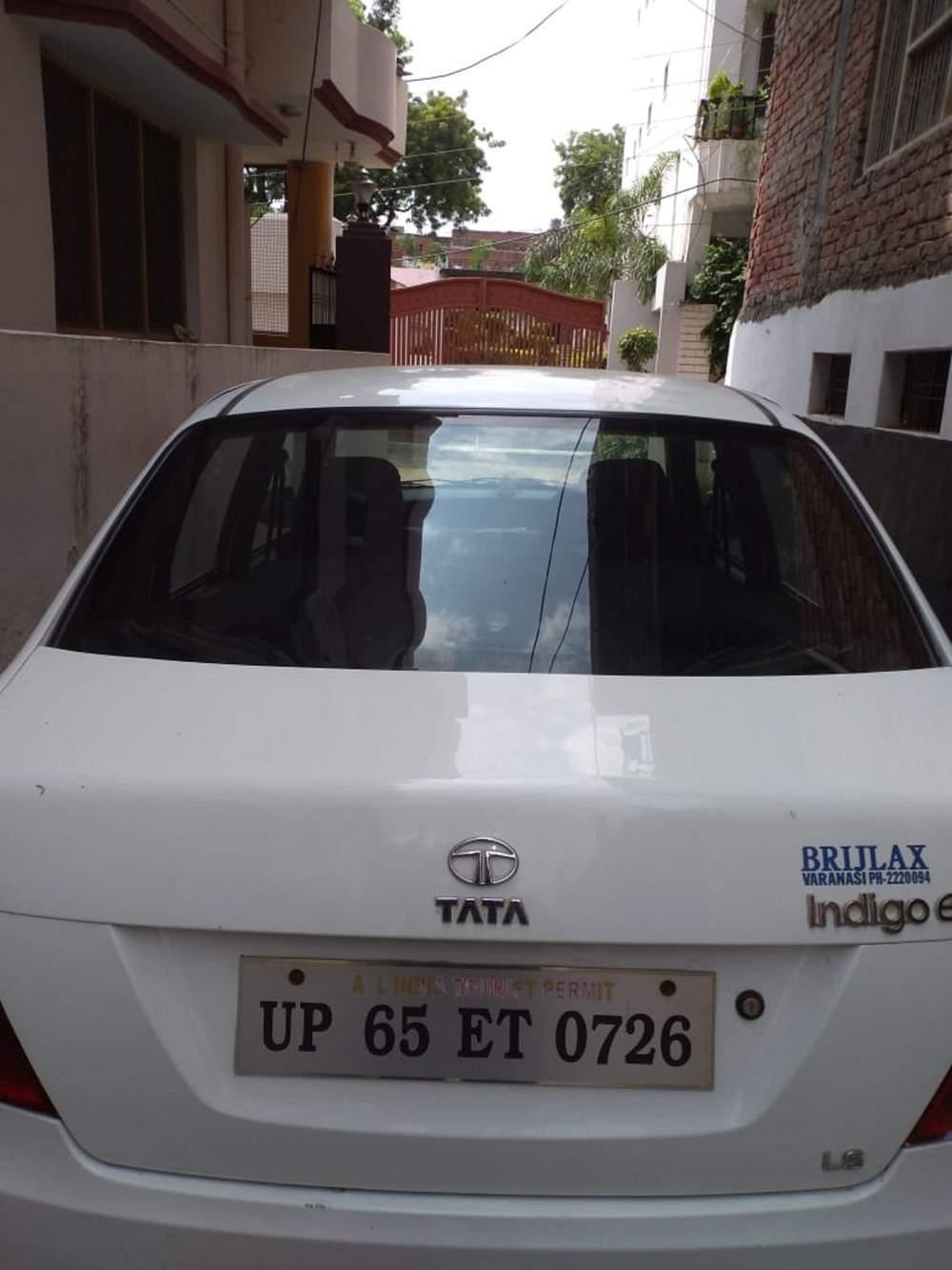 Tata Indigo Ecs Front Left Rim