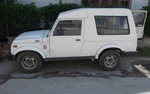 Maruti Suzuki Gypsy Left Side View