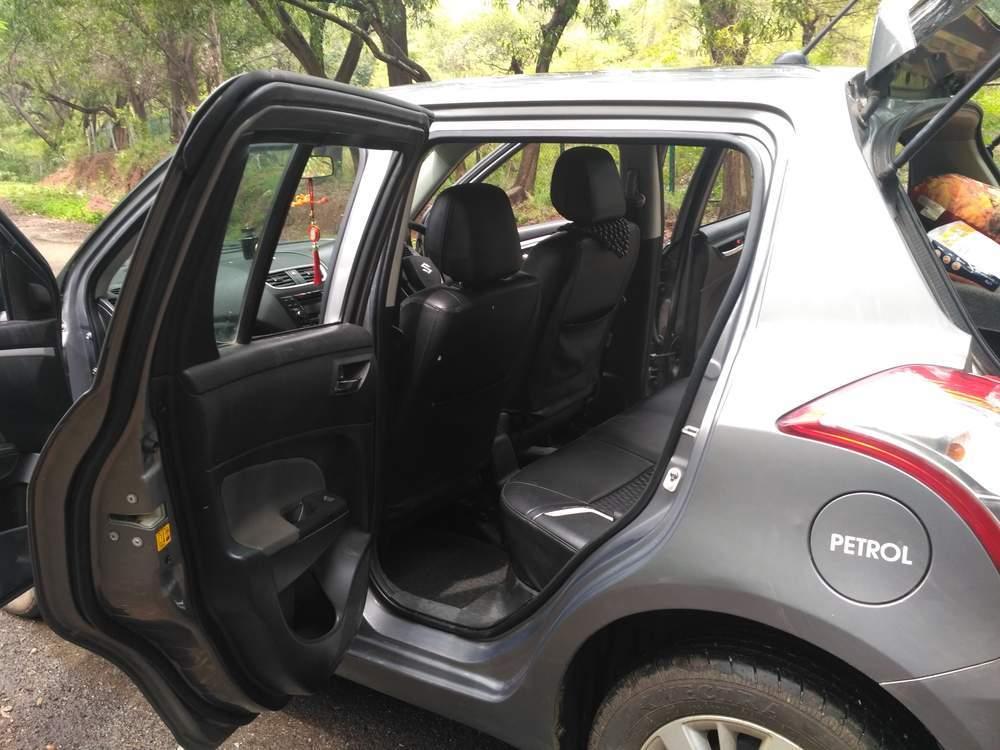 New Maruti Suzuki Swift Right Side View