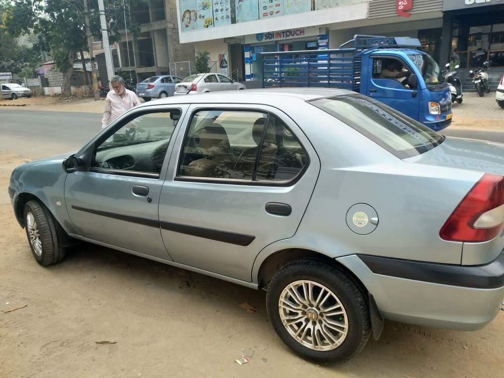 Ford Ikon Front Left Rim