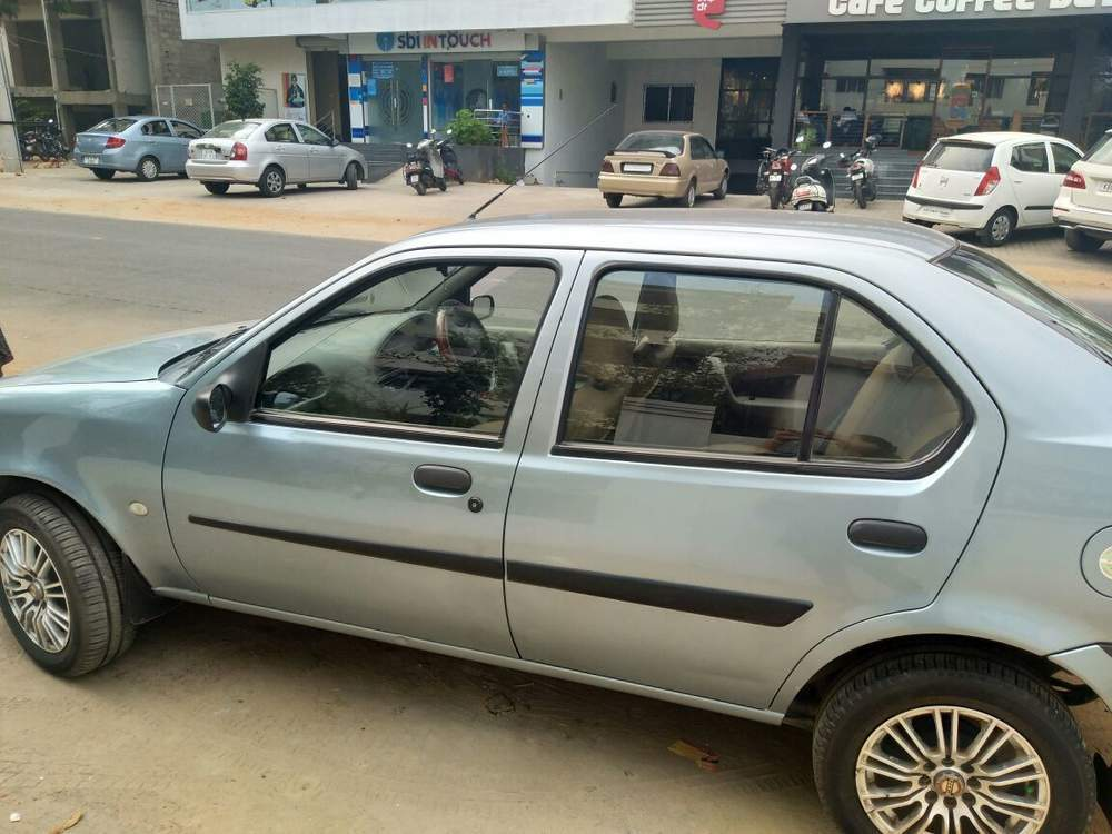 Ford Ikon Rear Left Rim
