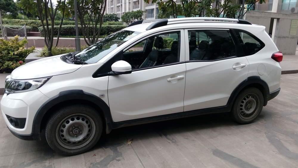 Honda Br V Left Side View