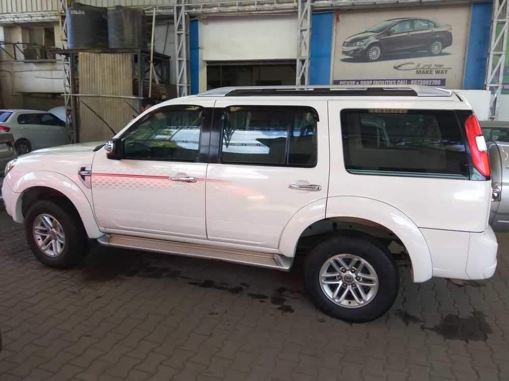 Ford Endeavour Front Left Rim