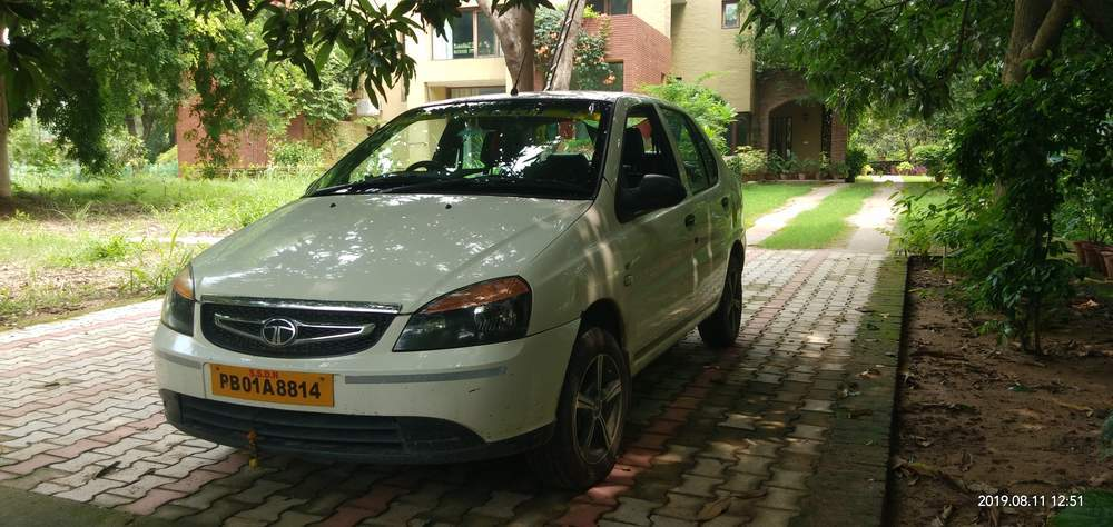 Tata Indigo Ecs Front Right Rim