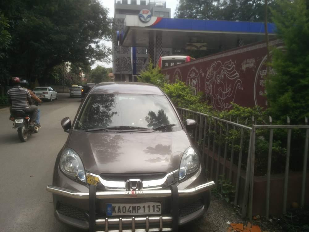 Honda Mobilio Rear Left Rim