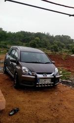 Honda Mobilio Left Side View