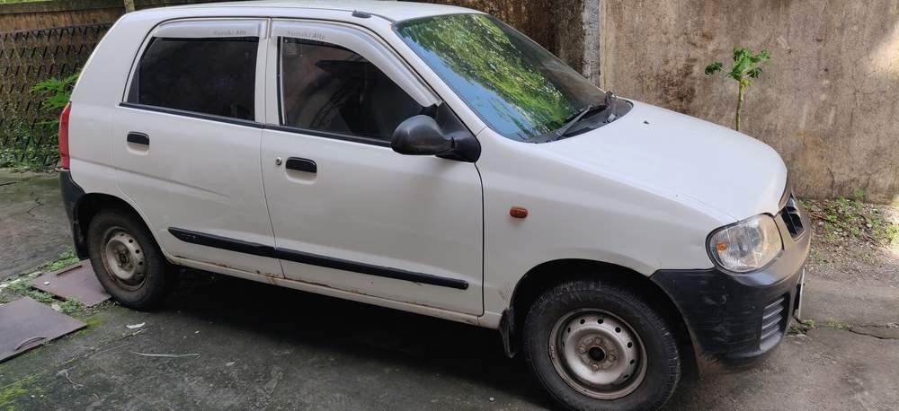Maruti Suzuki Alto Front Left Rim
