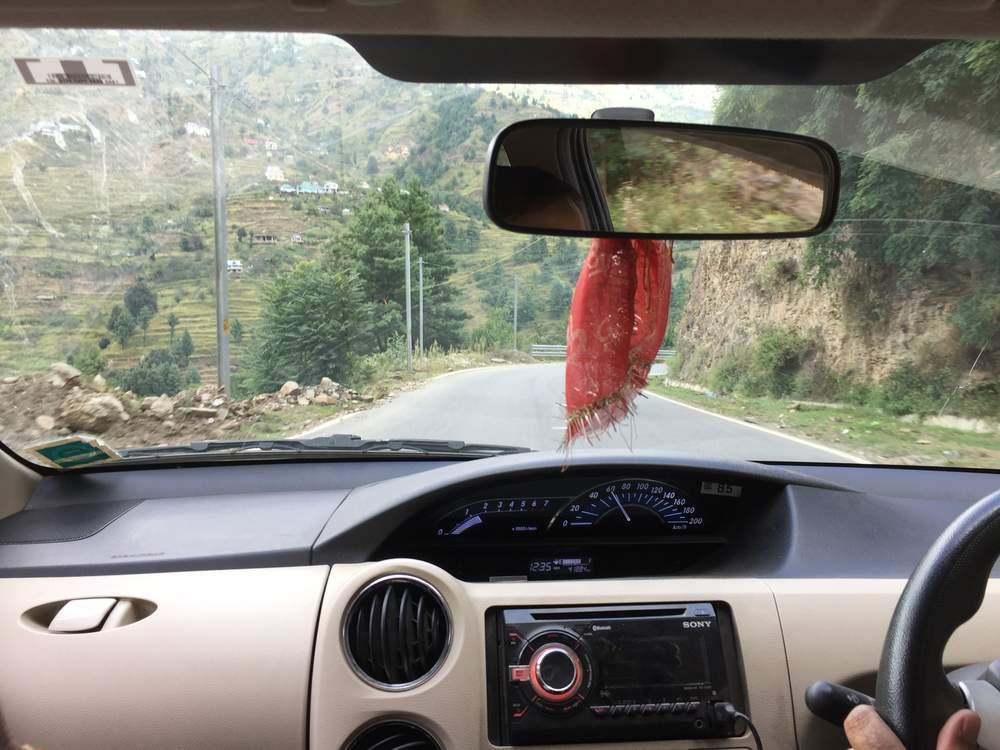 Toyota Etios Liva Rear Left Rim