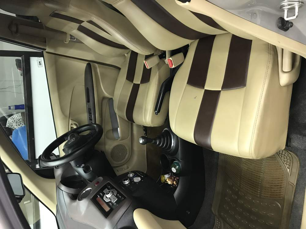 Honda Brio Left Side View