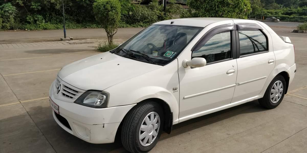 Mahindra Renault Logan Front Left Rim
