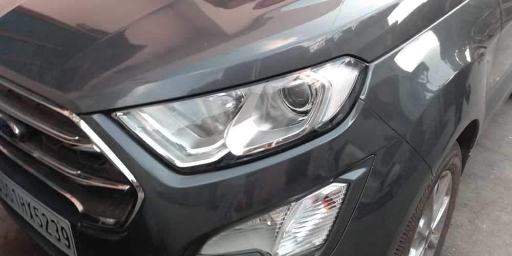 Ford Ecosport Rear Right Rim