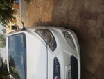 Hyundai Fluidic Verna Rear Right Side Angle View