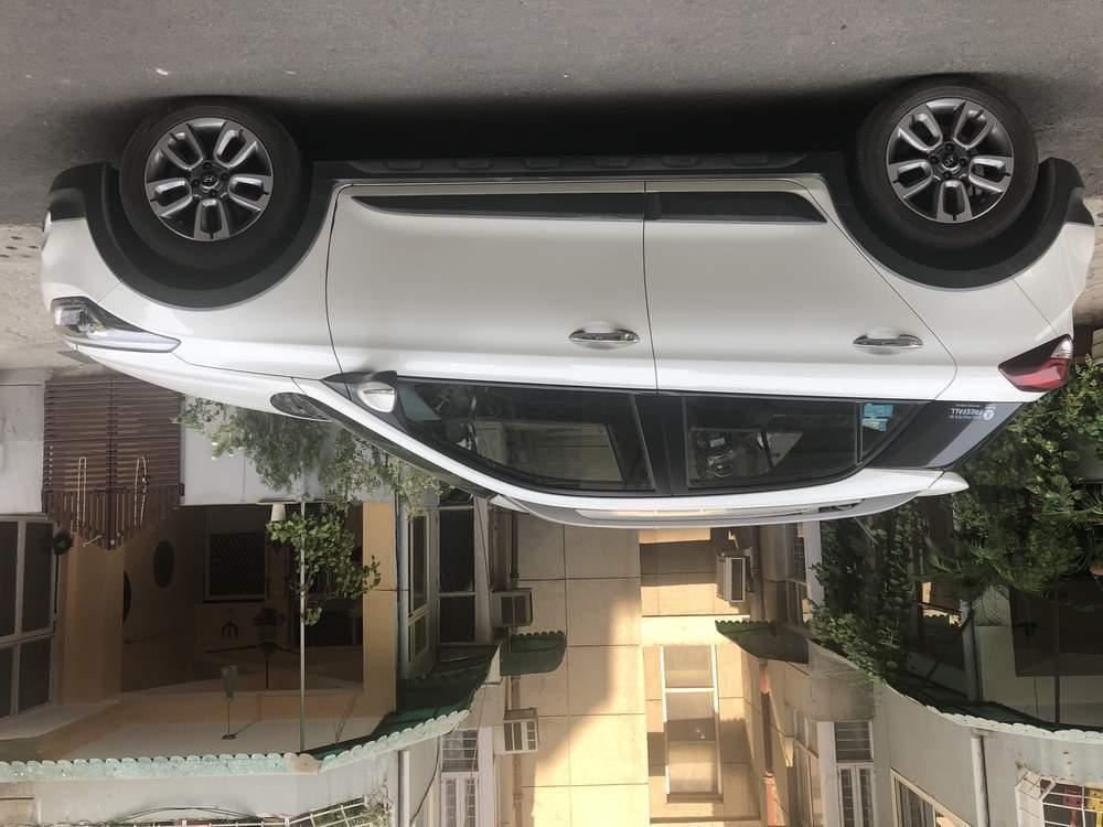 Hyundai I20 Active Rear Left Side Angle View
