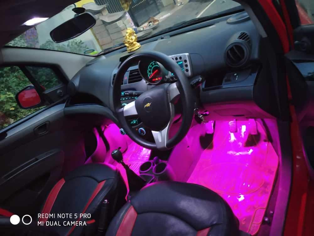 Chevrolet Beat Front Left Rim