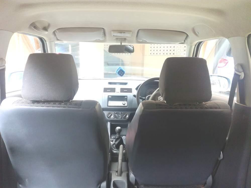 Maruti Suzuki Swift Hood Open View