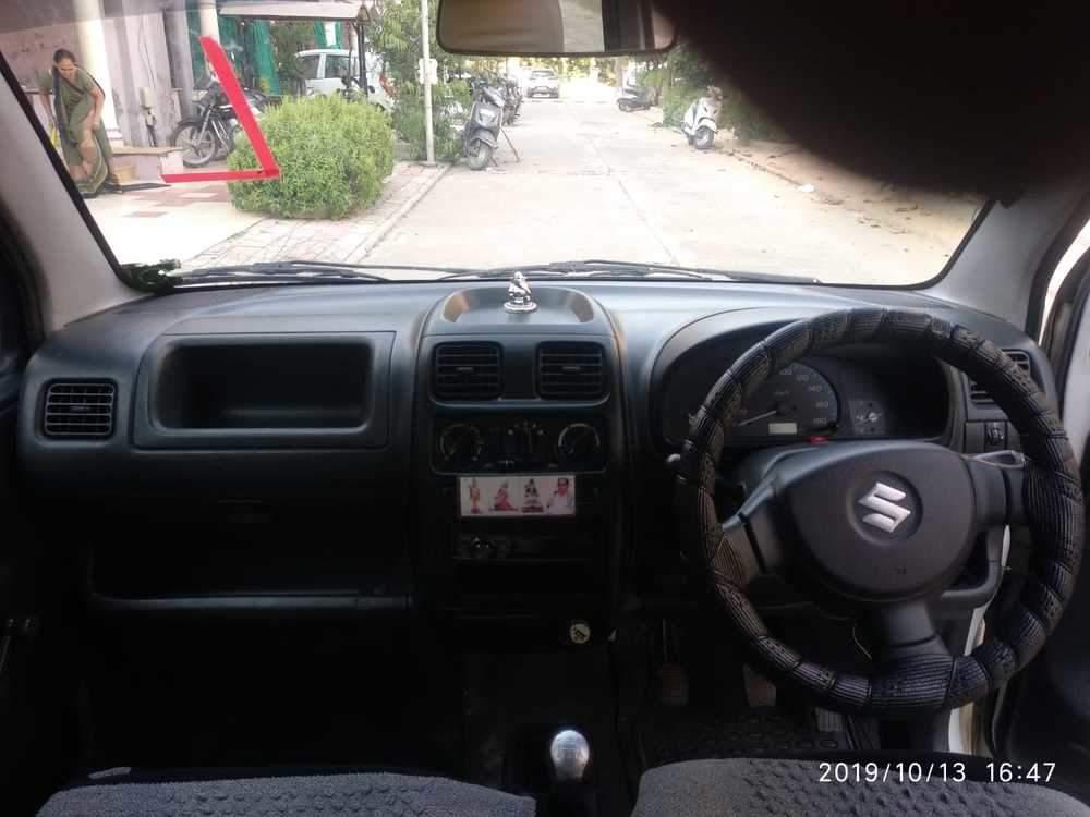 Maruti Suzuki Wagon R Rear Right Rim