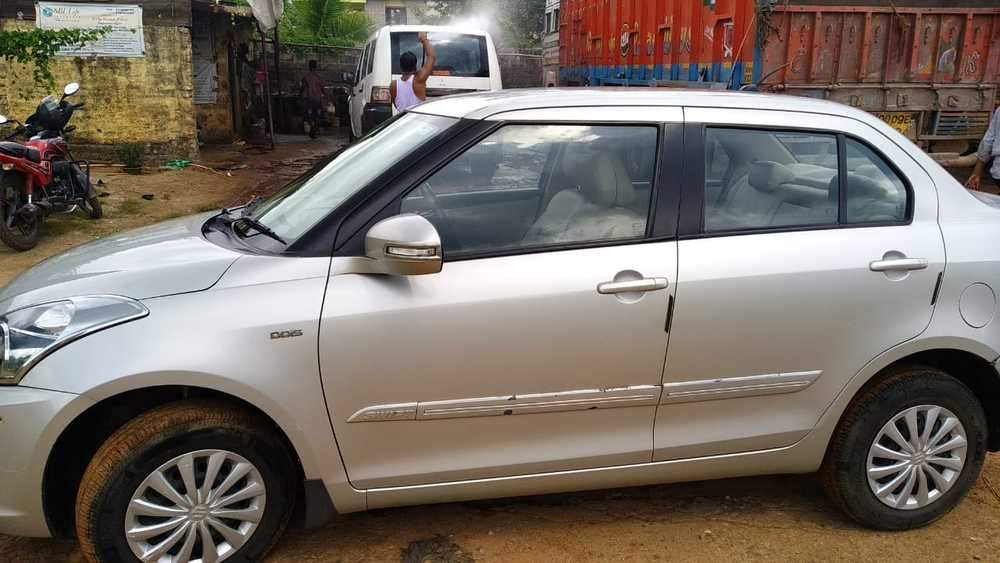 Maruti Suzuki Swift Dzire Front Left Rim