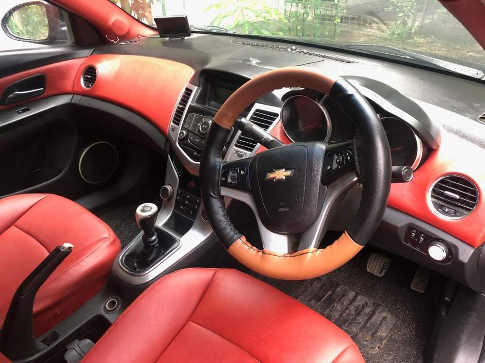 Chevrolet Cruze Rear Left Rim