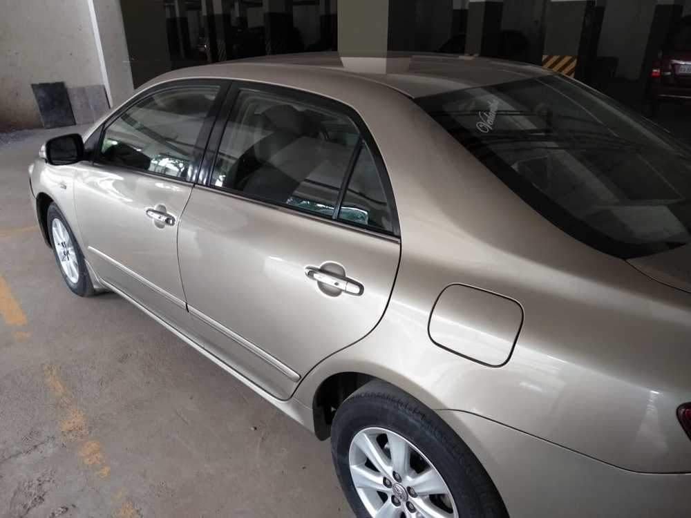 Toyota Corolla Altis Front Left Rim