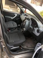 Nissan Terrano Rear View