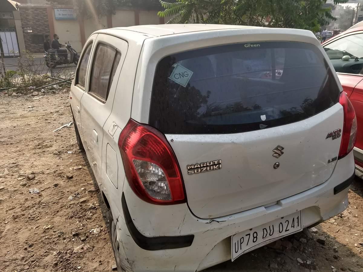 Maruti Suzuki Alto 800 Rear Left Rim