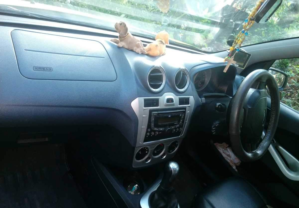 Ford Figo Right Side View
