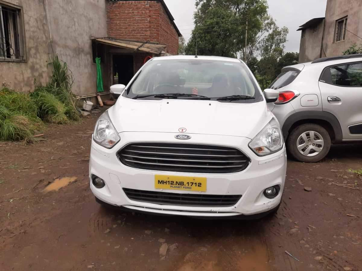 Ford Figo Aspire Left Side View