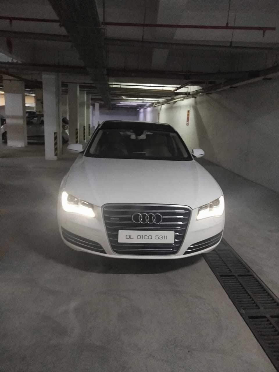 Audi A8 Front Left Rim