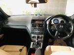 Mercedes Benz C Class Rear View