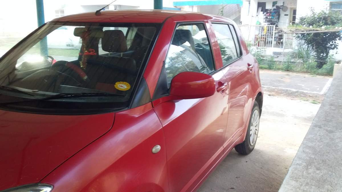 New Maruti Suzuki Swift Left Side View