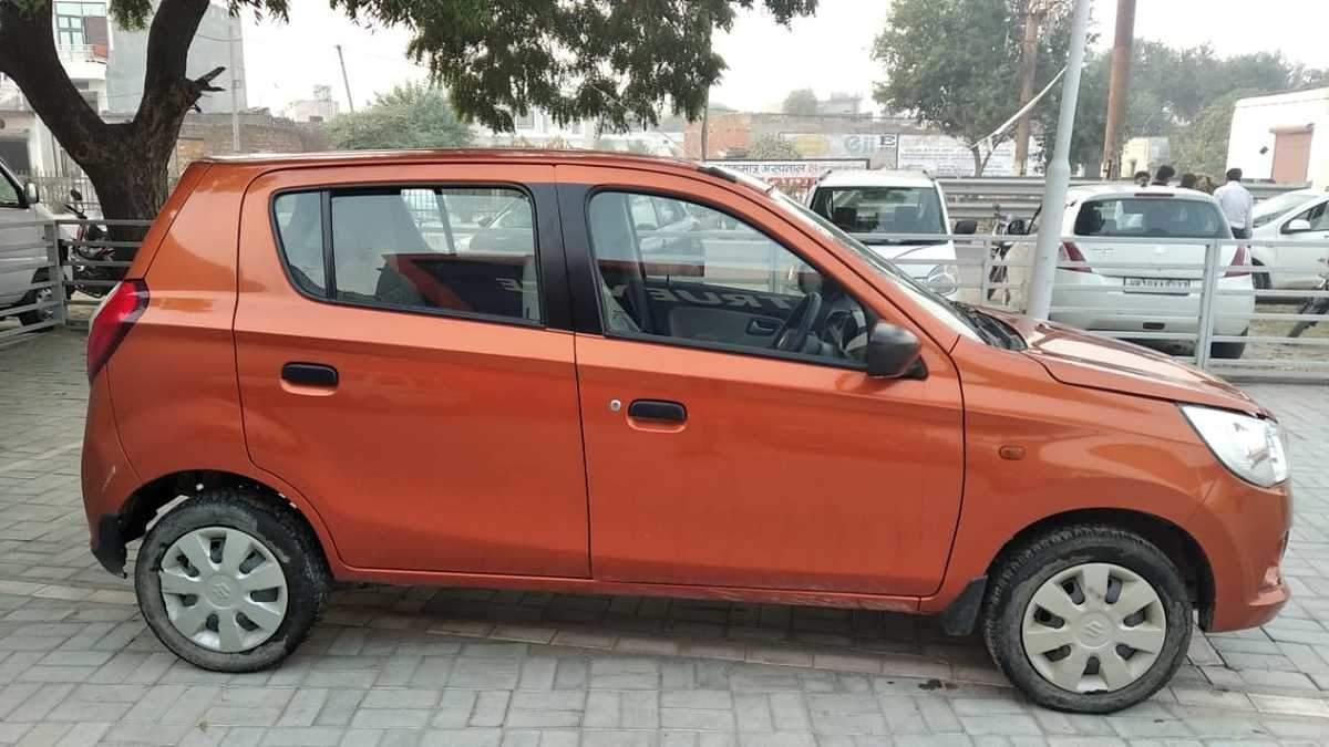 Maruti Suzuki Alto K10 Left Side View