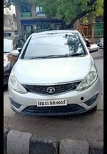 Tata Zest Rear Right Side Angle View