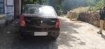 Mahindra Renault Logan Rear Left Side Angle View