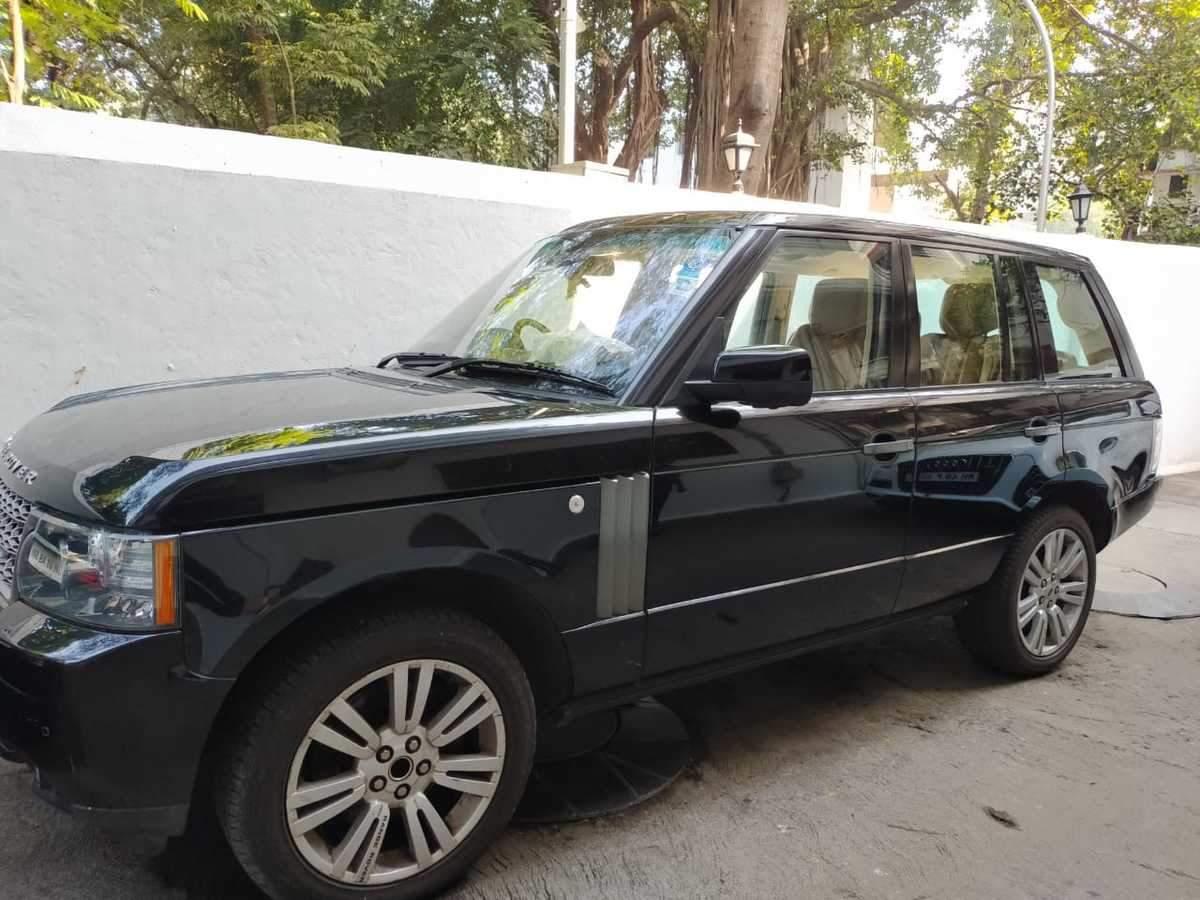 Land Rover Range Rover Rear Left Rim
