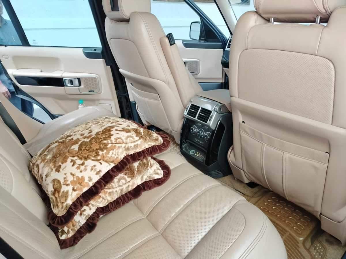 Land Rover Range Rover Rear Right Rim