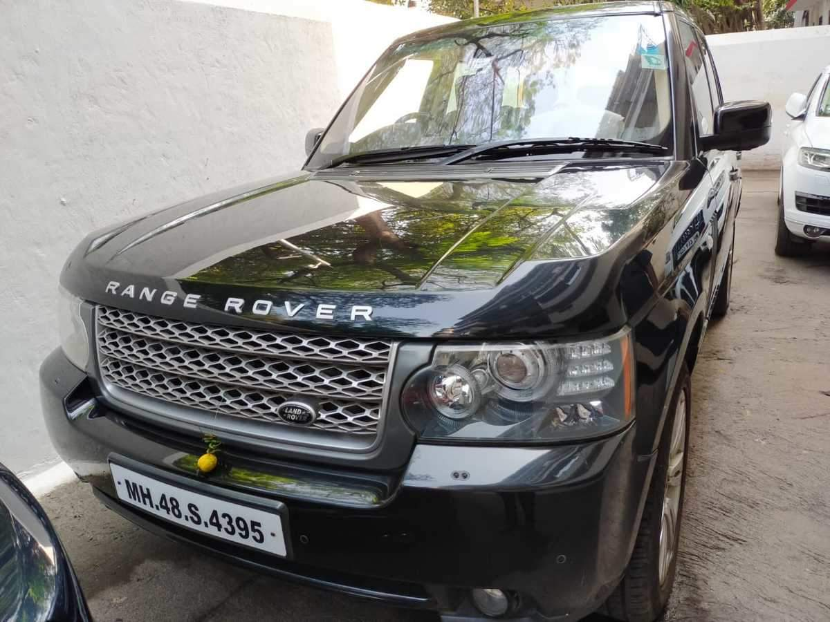 Land Rover Range Rover Right Side View