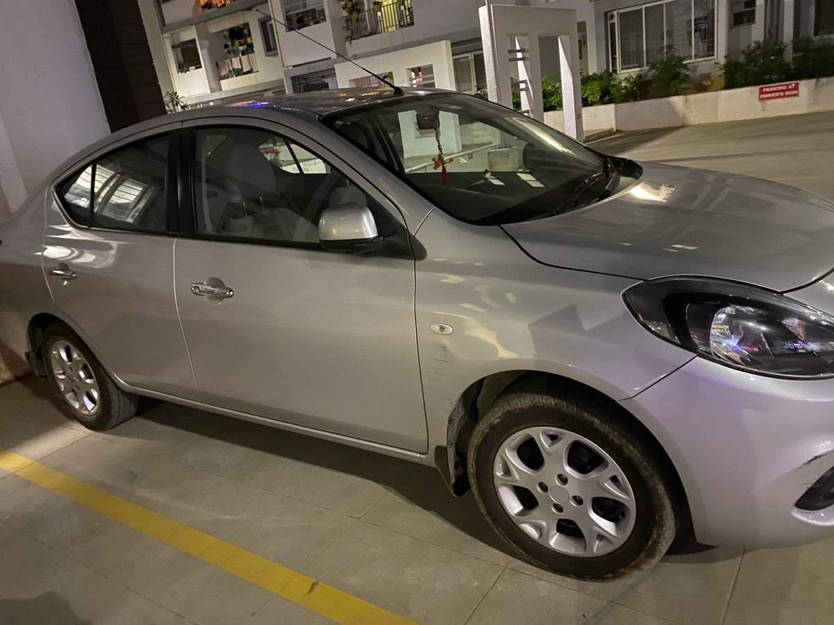 Renault Scala Front Left Rim