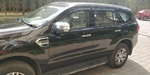 Ford Endeavour Rear Left Rim