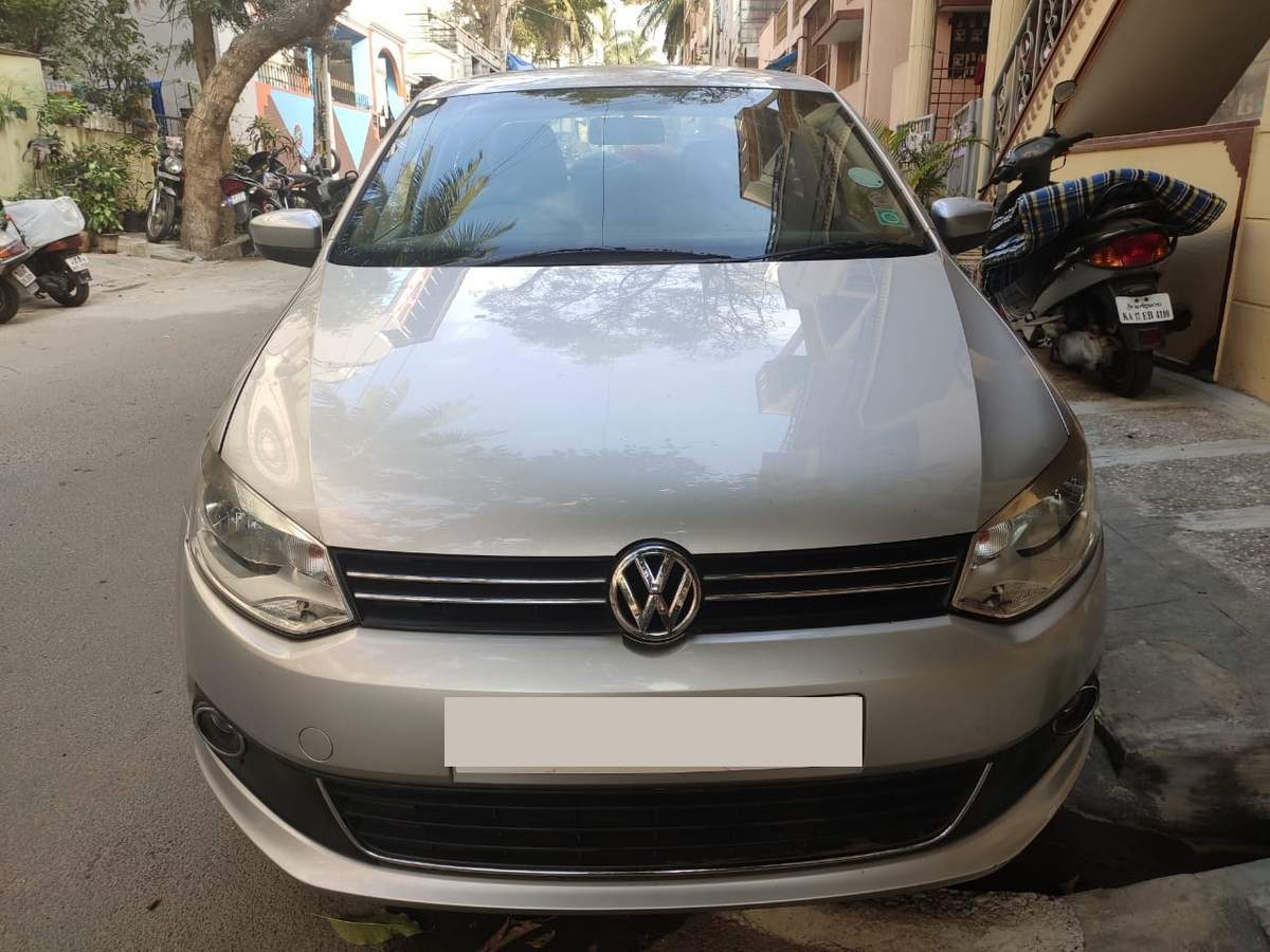 Volkswagen Vento Rear Left Rim